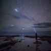 """""""Nighttime on the Reef"""" II, Matavai, Niue."""