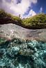 """""""Between Worlds"""" I, Avatele Bay, Niue."""