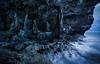 """Alone at Avaiki"" III, Avaiki Cave, Niue."