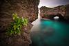 """""""Last Light at Limu"""" II, Limu Pools, Niue."""