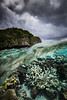 """Gathering Storm"" I, Avatele Bay, Niue."