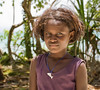 New Georgian girl, Munda, Western Province, Solomon Islands.