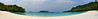 Champagne Beach, Espiritu Santo, Vanuatu.