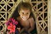 Girl of Loanengo, Tanna, Vanuatu.