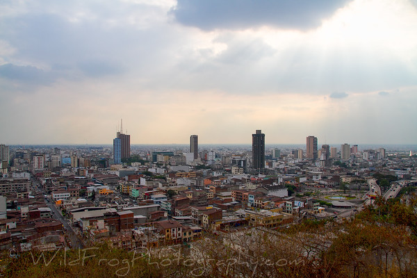 Part of Guayaquil City - Ecuador