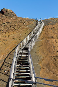 steps up to lookout