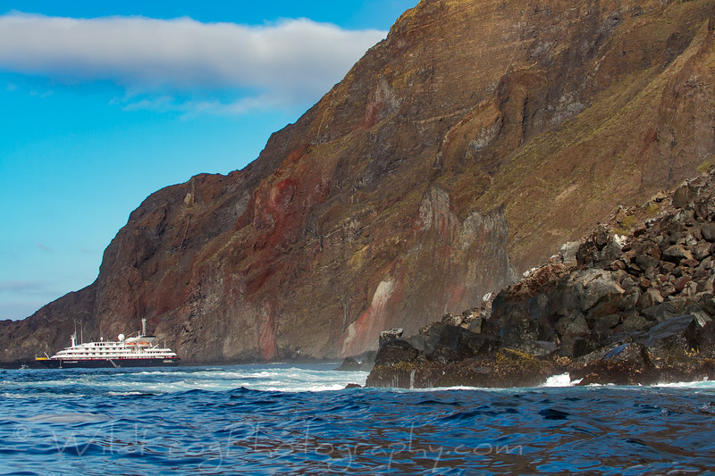Coast line - Galapagos