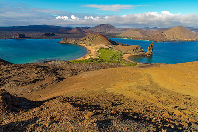 Lookout point  - Bartolome island