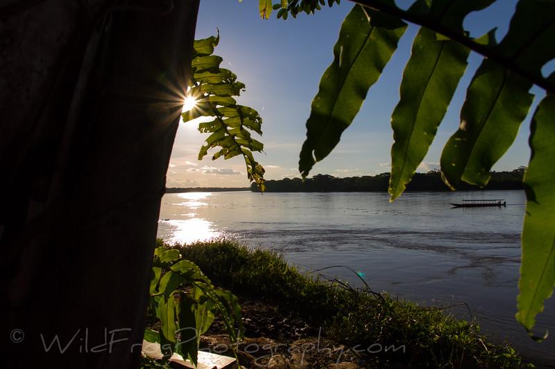 Rio Madre De Dios, near Puerto Maldonado