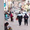 Street scene in Cusco - Peru