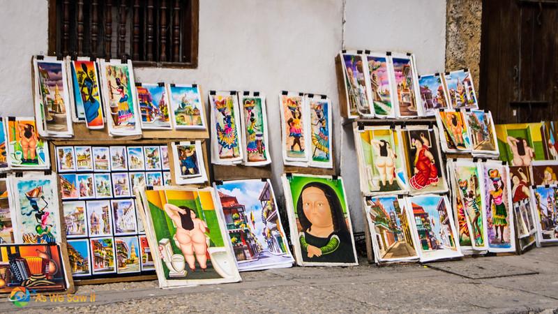 Botero paintings