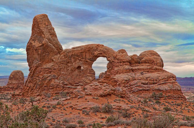Arches National Park, Utah  #0653