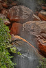 Waterfall at Zion National Park, #0538