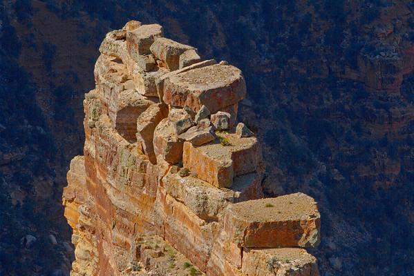 Grand Canyon National Park, north rim, #0545