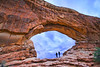 The South Window at Arches National Park, #0490