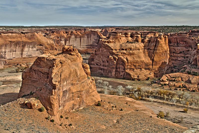 Canyon de Chelly National Monument, Arizona, #0265