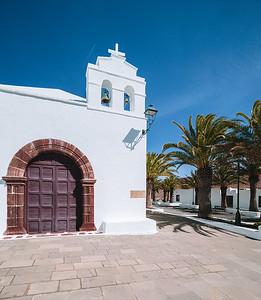 Iglesia de San Marcial de Rubicón