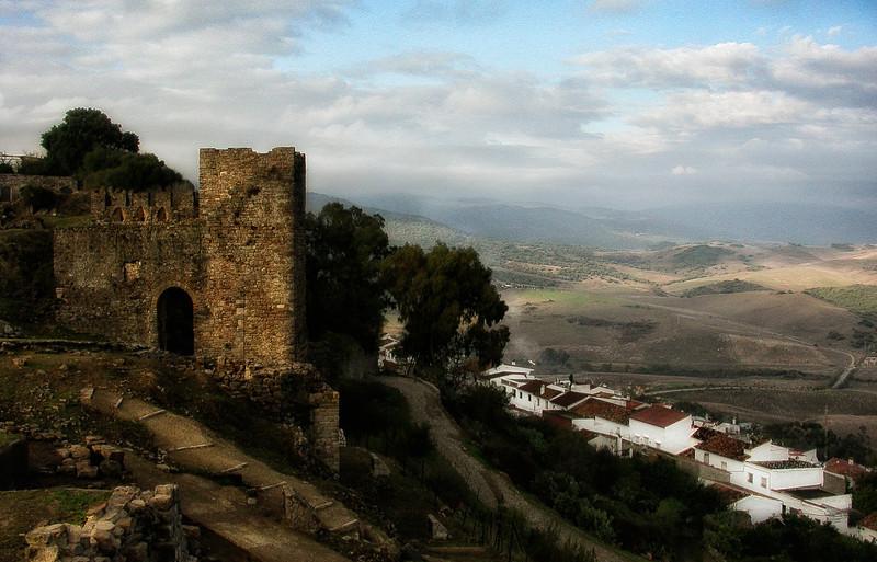 Jimena De La Frontera, Andalucia, Spain