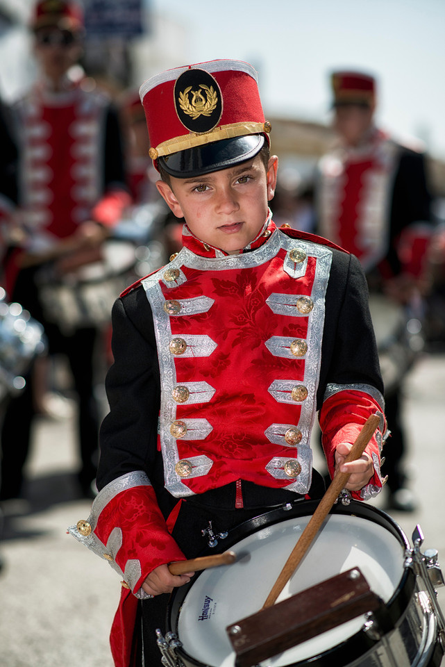 Spanish Little drummer boy.