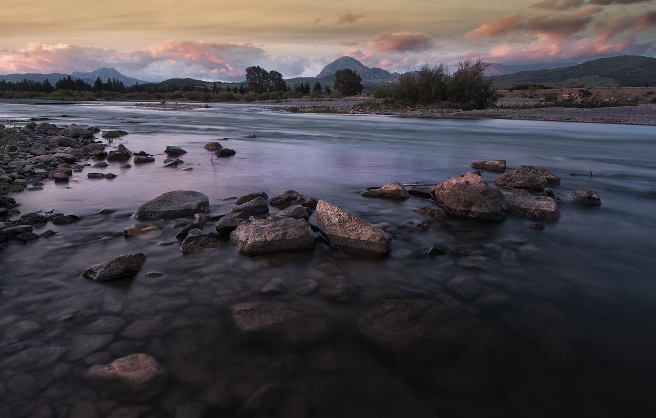 Rio Guadiaro, <br /> <br /> Andalucia, Spain. 2015