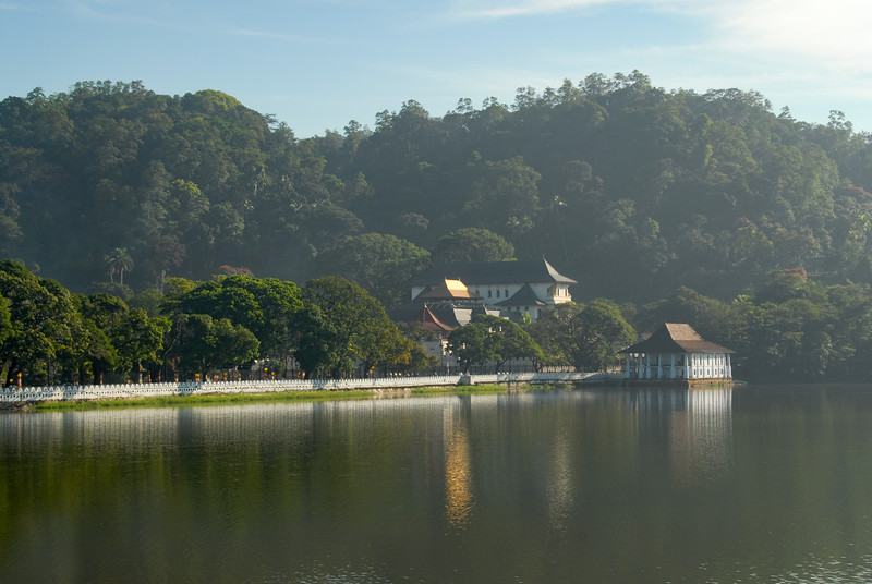 Bogambara Lake, Sri Lanka