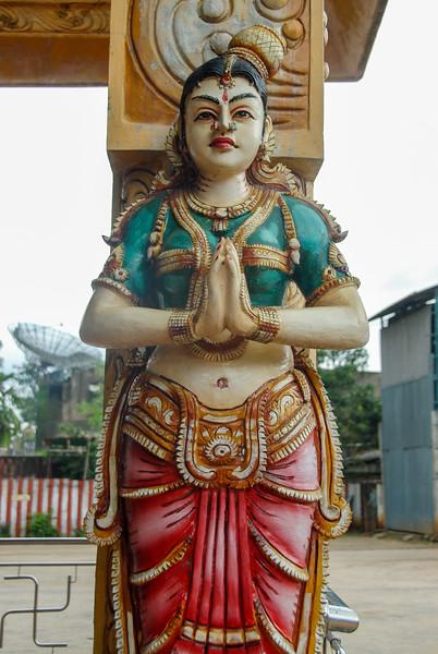 Sri Muthumariamman Kovil Temple, Matale, Sri Lanka