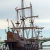 El Galeon ship