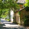 Looking down Spanish Street