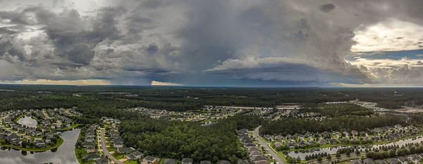 St Johns River Storms
