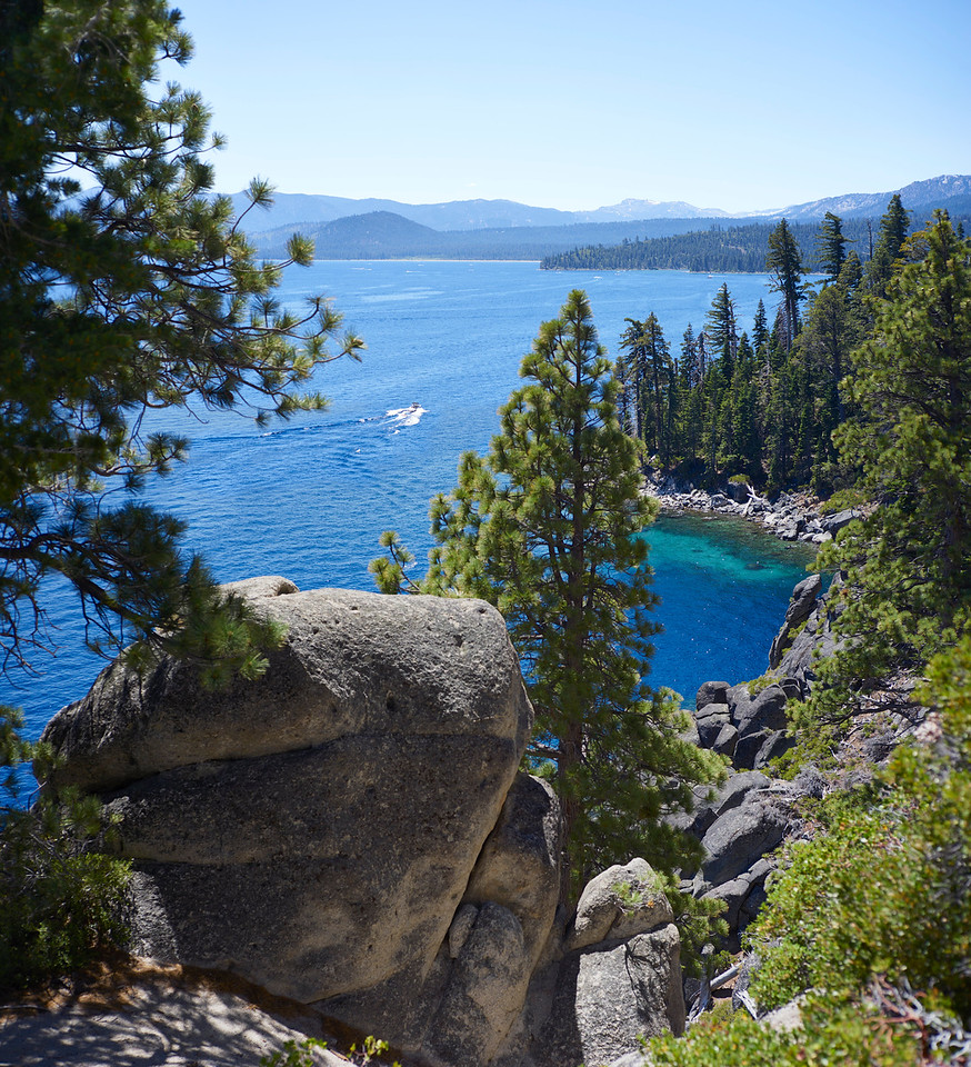 Rubicon Trail<br /> Lake Tahoe<br /> July 2014