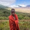 Masai Boy Glare