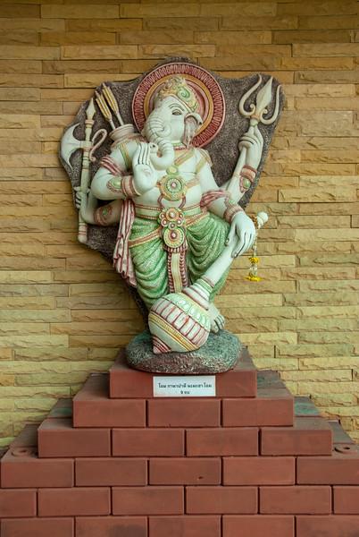 Lord Ganesha statue in Bangkok, Thailand.