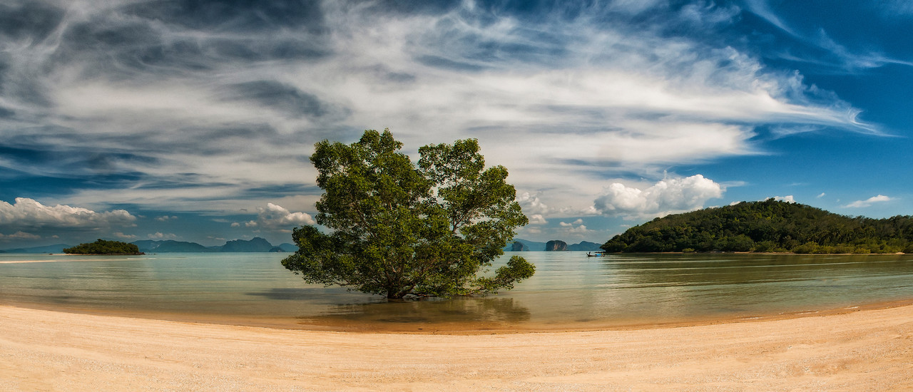 Ko Yao Noi Island.<br /> <br /> Thailand, 2012.