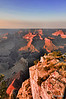 Sunset, South Rim of the Grand Canyon<br /> <br /> While we brace for yet another New England snowstorm, I am warmed by the memories of this place.<br /> <br /> Thanks for all your comments!