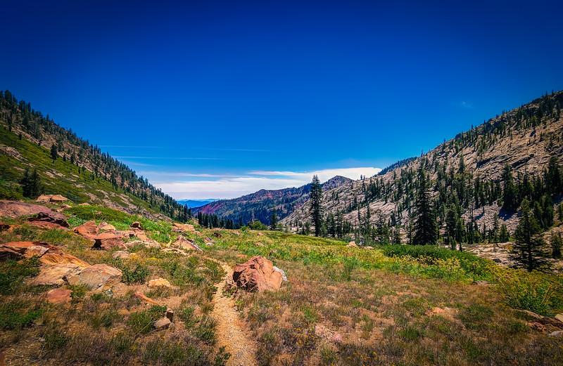 Granite Creek Trail- Trinity Alps