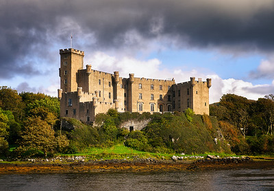 Dunvegan Castle – Isle of Skye, Scotland