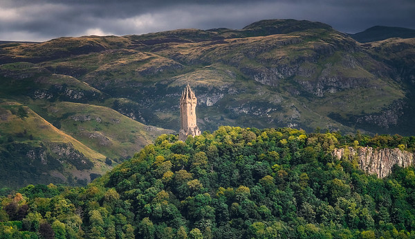 Wallace Monument – Stirling, Scotland