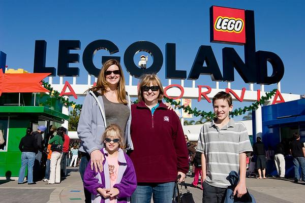 LegoLand Christmas 2007