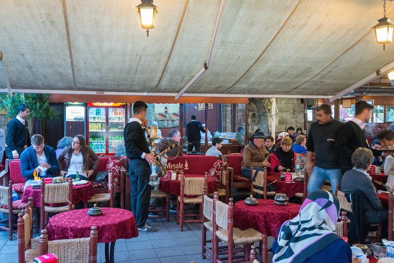 Meşale Restaurant & Cafe.<br /> <br /> Istanbul, Turkey is a transcontinental city in Eurasia, straddling the Bosporus strait between the Sea of Marmara and the Black Sea.