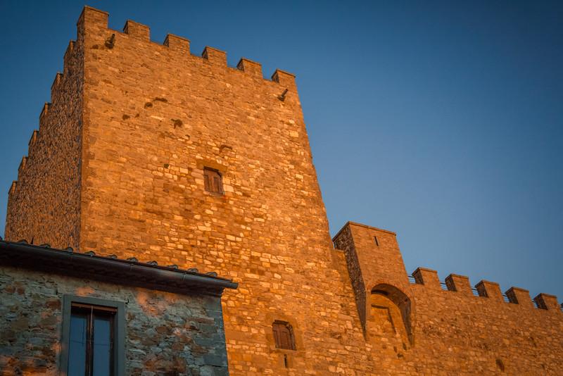 Rocca Comunale (castle) of Castellina