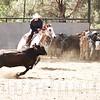 Eric and Bucky Temecula Cutting Horse Show, NCHA