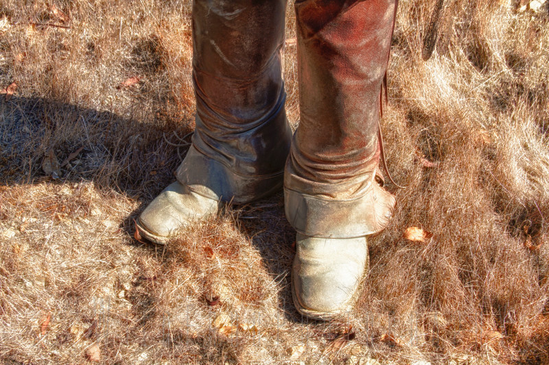 Boots and Spurs, Needing some rain
