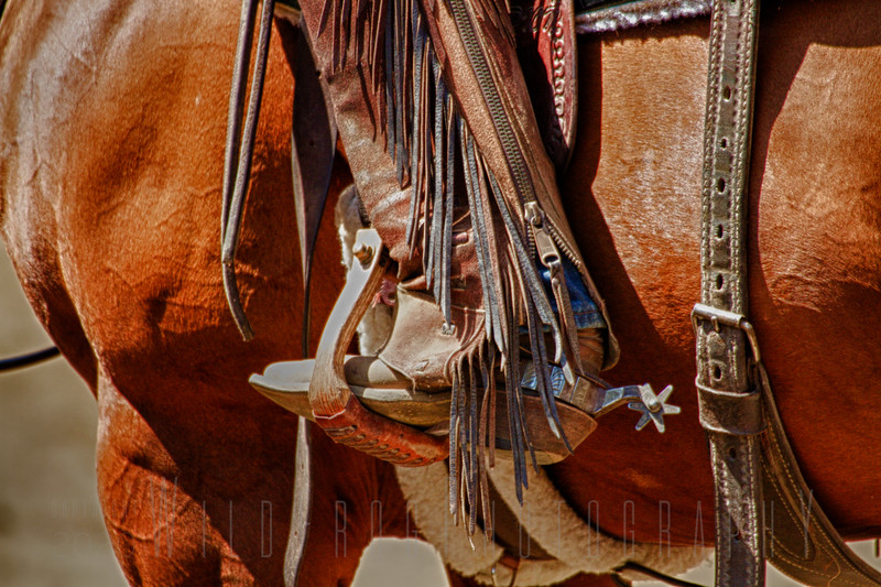 Cowboys Boots and Spurs