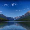 Bowman Lake(2) Glacier National Park - West Glacier