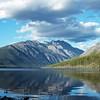 Lake Kintla - west glacier national park