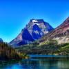 Going to the Sun Mountain - Glacier National Park,Montana