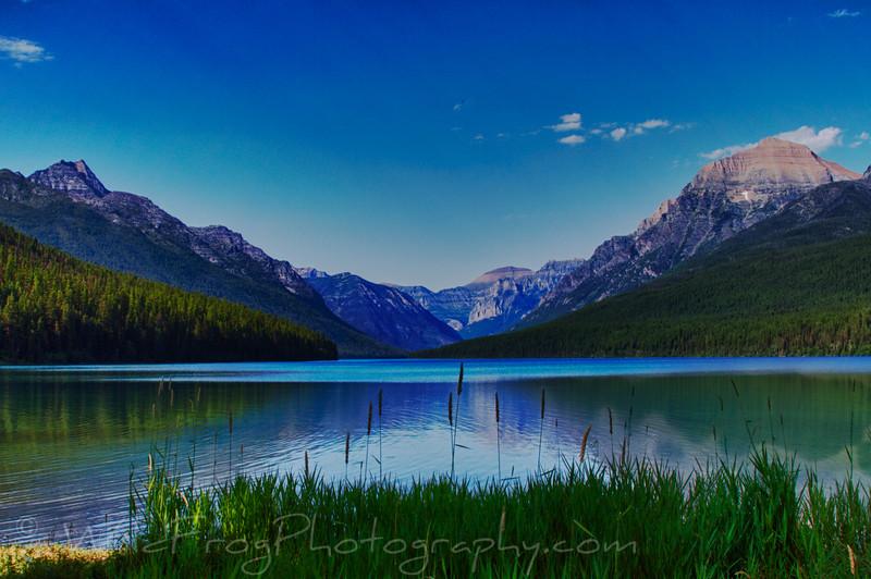 Bowman Lake(1) Glacier National Park - West Glacier