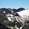 Looking over to Sperry Glacier,Glacier National Park