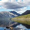 Kintle Lake,west glacier national park