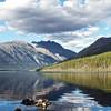 Kintle Lake,west glacier national park